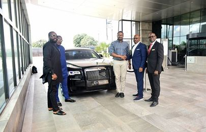 Private Jets Nigeria, Rolls-Royce Motors & Legend Hotel in Lagos are now official partners