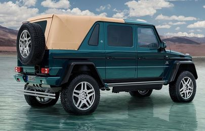 What's inside the ₦576m Mercedes-Maybach G650 Landaulet Travis Scott just bought?
