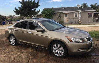 Latest update on Honda Accord 2008 price in Nigeria