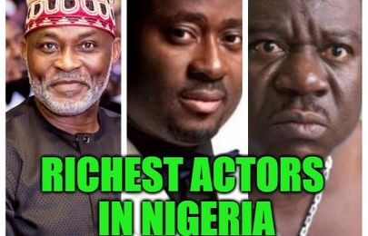 Top 10 richest actors in Nigeria (Nov 2019) & their cars