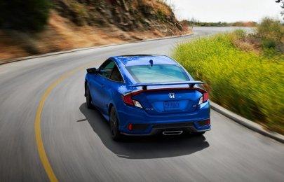 2020 Honda Civic Si has made its way here, check it!
