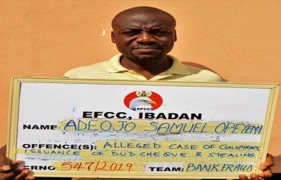 EFCC arrests former Kwara councilor for car theft