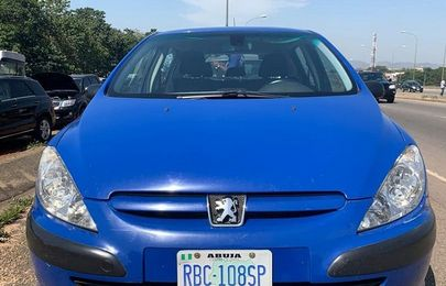 Peugeot 307 price in Nigeria (brand new, Tokunbo and Nigerian used)