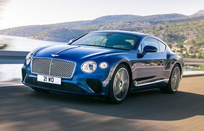 2019 Bentley Continental GT is a powerfully beautiful executive ride