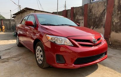 Toyota Corolla 2011 review and prices in Nigeria