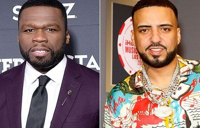 50 Cent drags French Montana for acquiring 2010 Bugatti Veyron