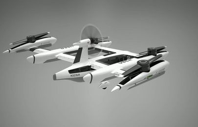 Uber & Hyundai shake hands to produce fully-electric flying cars