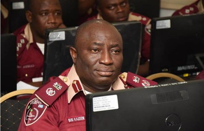 FRSC to ban indiscriminate use of sirens and convoys