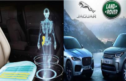 "Jaguar Land Rover develops ""walking simulator' seats to make motorists healthier"