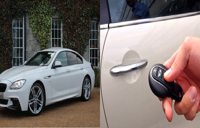 Car thieves use wireless technology to steal BMW car
