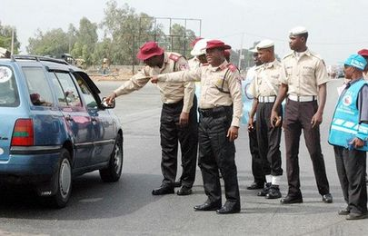 """FRSC advises motorists – """"Resist giving bribe to our officers"""""""