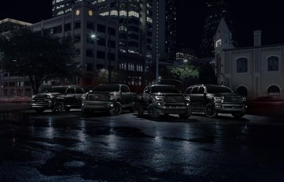 Toyota adds Nightshade Editions to 2021 Tundra, Sequoia and Tacoma