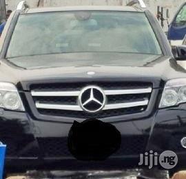 Used Mercedes-Benz GLK 350 2010 Black