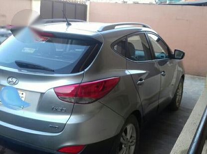 Registered Hyundai Ix35 2011 Gray