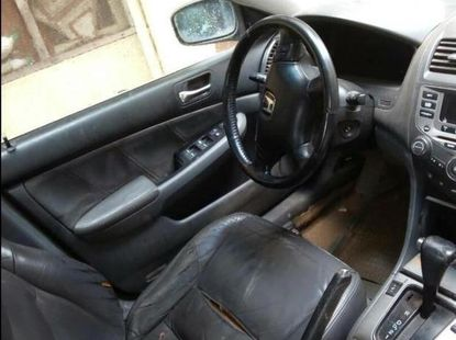 Honda Accord 2003 Blue