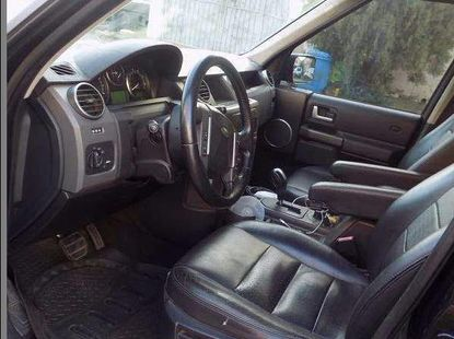 Clean Land Rover LR3 2005 Black