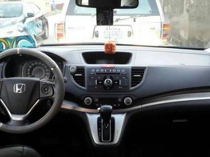 Honda CR-V LX 2014 Gray