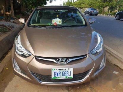 Hyundai Accent 2016 Beige