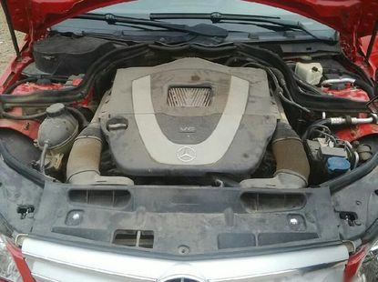 Neat Mercedes Benz C300 2007 For Sale