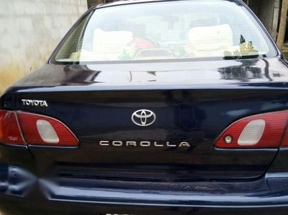 Toyota Corolla 1999 Blue