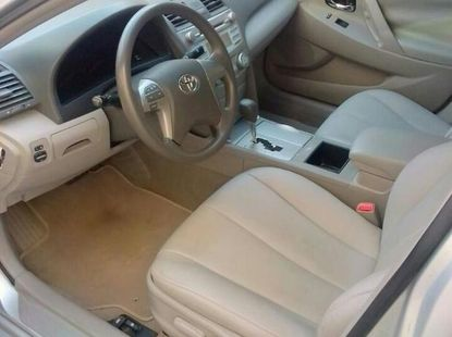 Tokunbo Clean Toyota Camry 2008 For Sale