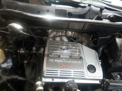 Lexus RX 2000 Black