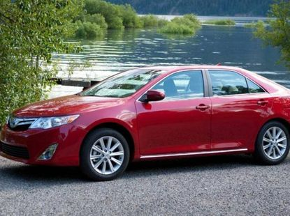 Toyota Camry 2012 prices in Nigeria (Updated 2020) – Good value for money