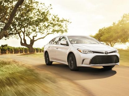 Toyota Avalon price in Nigeria & review on its most sought-after model year (2020 updated)