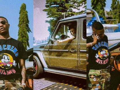 Wizkid net worth, cars, houses, & private jet in comparison with Davido!