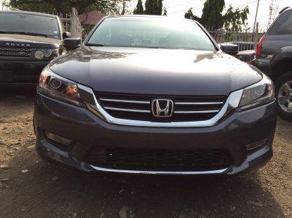 2013 Honda Accord Black for sale