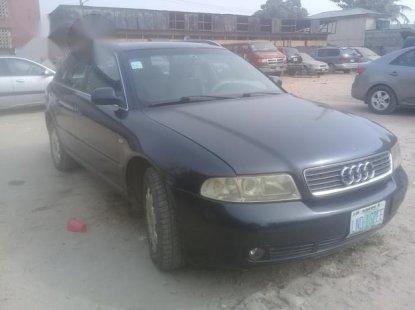 Audi A4 Wagon 2001 Bluefor sale