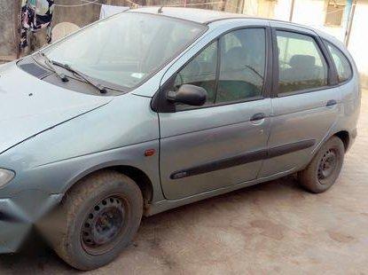 Clean Renault Megane 2000 Gray for sale