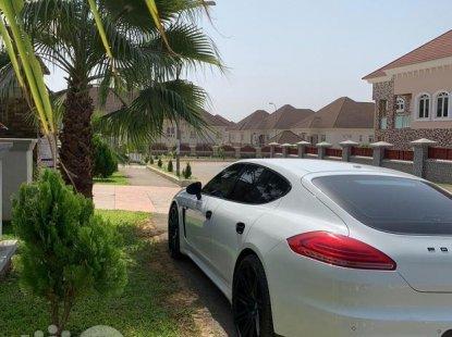 Porsche Panamera Sport 2012 White for sale