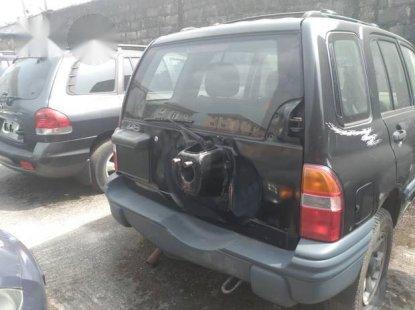 Tokunbo Chevrolet Tracker 1999 Black for sale