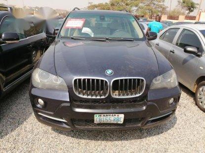BMW X5 2008 Black for sale