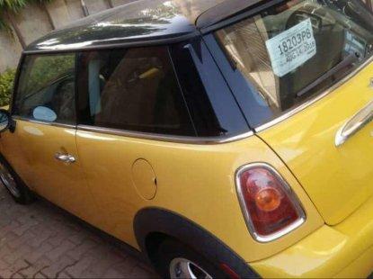 Yellow Mini cooper Classic Mini for sale