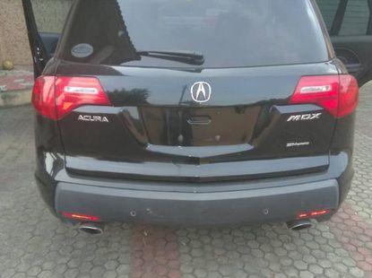 Acura MDX 2008 Brown for sale
