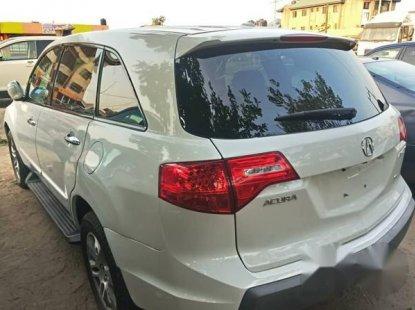 Acura MDX 2012 White for sale
