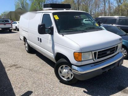 Cheap Tokunbo Ford E250 Cold Room for sale