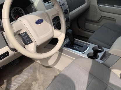 Good Deal Ford Escape 2009 Gray for sale