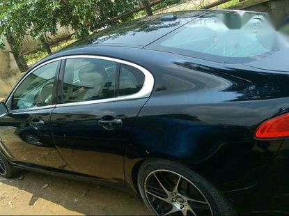 Jaguar XF 2009 Blue for sale