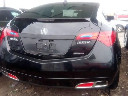 2011 Acura ZDX Automatic Petrol well maintained for sale
