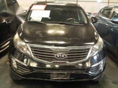 Kia Sportage 2011 Black for sale