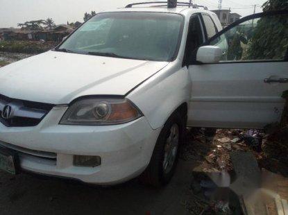 Acura MDX 2006 White for sale