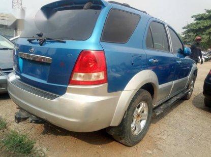 Kia Sorento 2004 Blue for sale