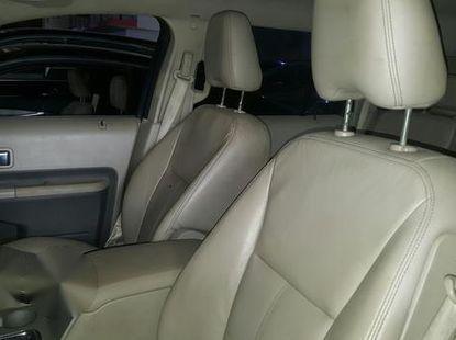 Neat Ford Edge 2008 Gray for sale