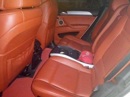 BMW X6 M Power 2014 White for sale