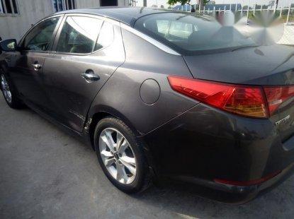 Kia Optima 2013 Grey for sale