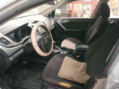 Kia Cerato 2008 Gray For Sale
