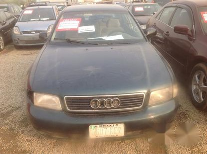 Audi A4 1995 Blue for sale